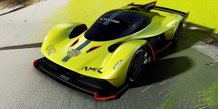 The Aston Martin Valkyrie Needs to Be Detuned to Race at Le Mans