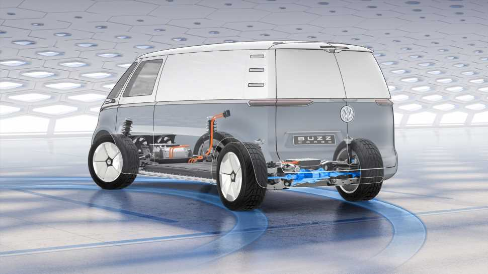 Volkswagen Will Abandon Front-Wheel-Drive on Its New Electric Vehicles