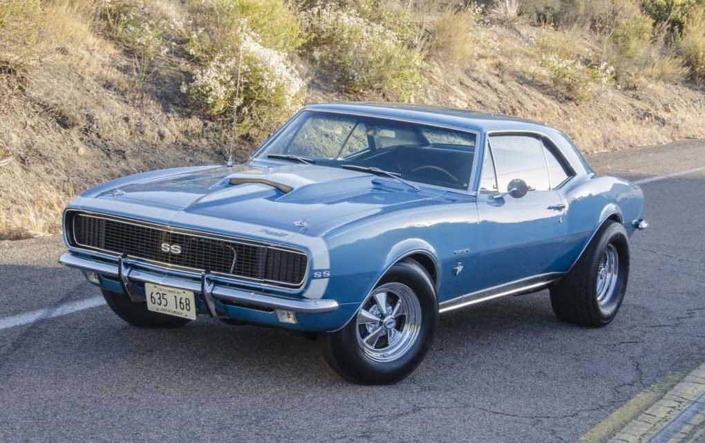 A Muscle Car Uprising: Let's Make Entry-Level Muscle Special