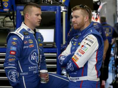 Ryan Preece is the ultimate company man for JTG-Daugherty