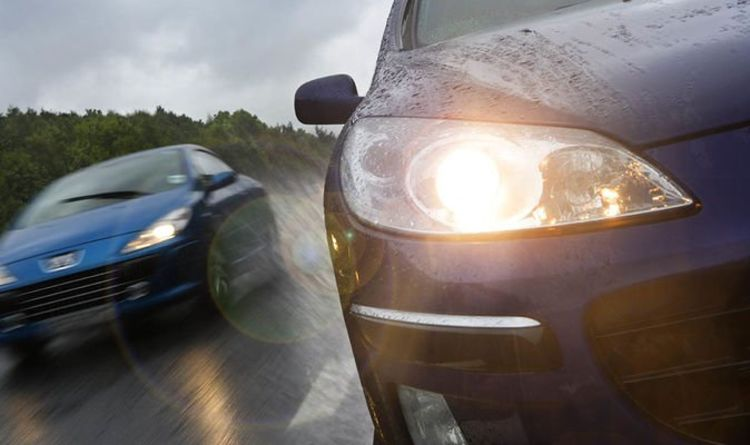 Flashing your car's headlight to warn about speed cameras could land you a £1,000 fine