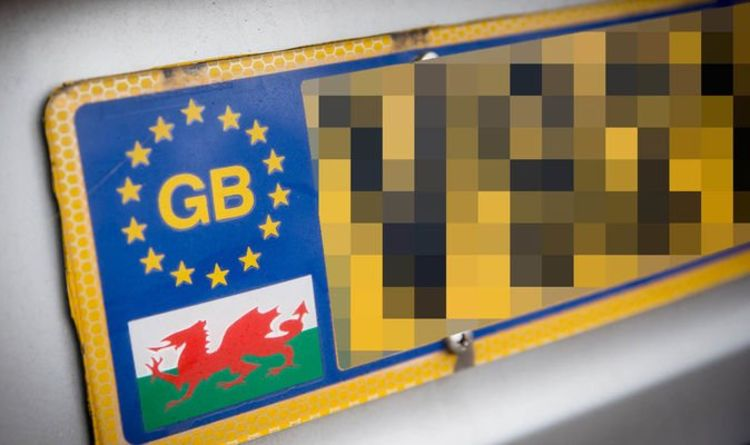 DVLA numbers plates – The perfect number plate for Welsh drivers to be auctioned off