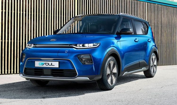 New Kia Soul EV First Edition UK order books open – 280-mile SUV costs from £34,000