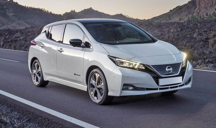 Electric car drivers won't have to pay company car tax from next year
