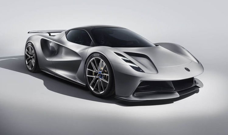 New Lotus Evija electric hypercar – Price revealed for most powerful production road car