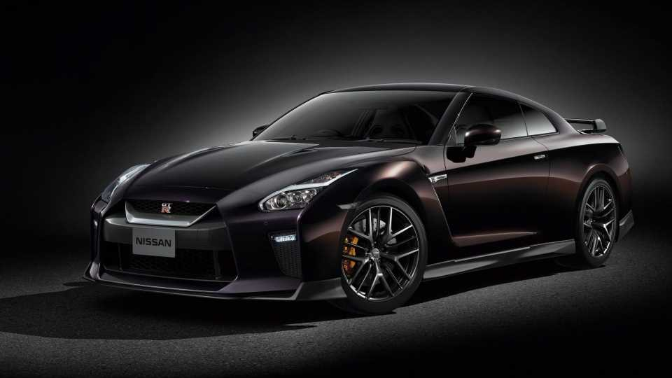 Nissan Reveals Limited-Edition 2019 GT-R That Will Only Be Sold in Japan