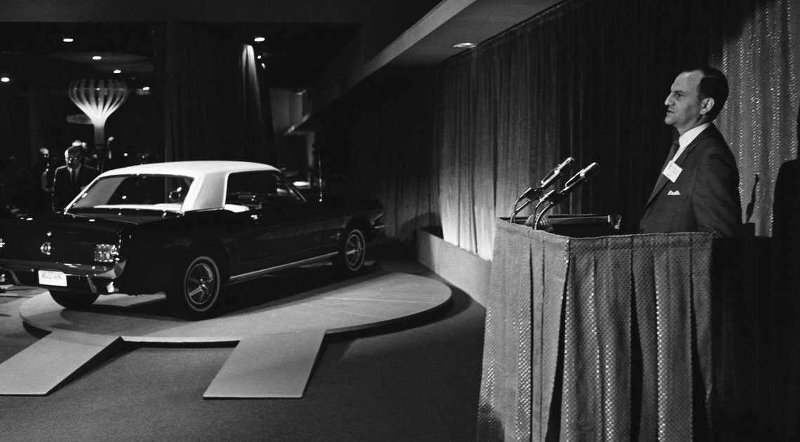 Industry Giant Who Gave The World The Mustang And Saved Chrysler Dies Aged 94