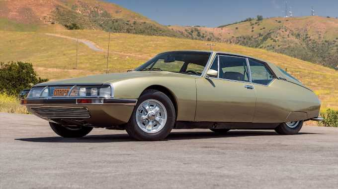 Ultimate Car of the Year Finalist: 1972 Citroen SM