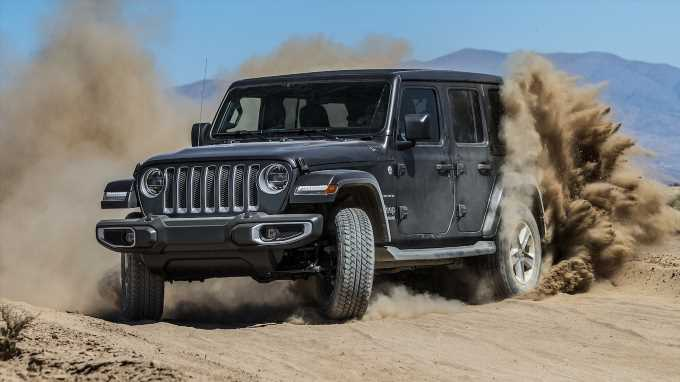 2020 Jeep Wrangler Unlimited Gets eTorque V-6…But There\u2019s a Catch