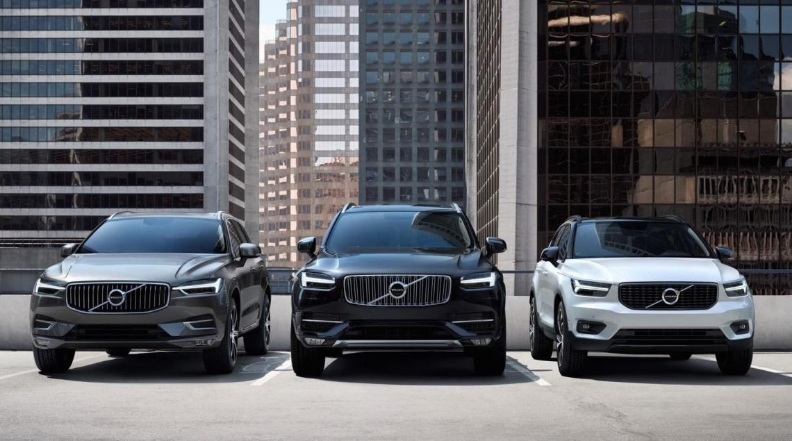 Volvo Cars achieves record first half sales in H1 2019