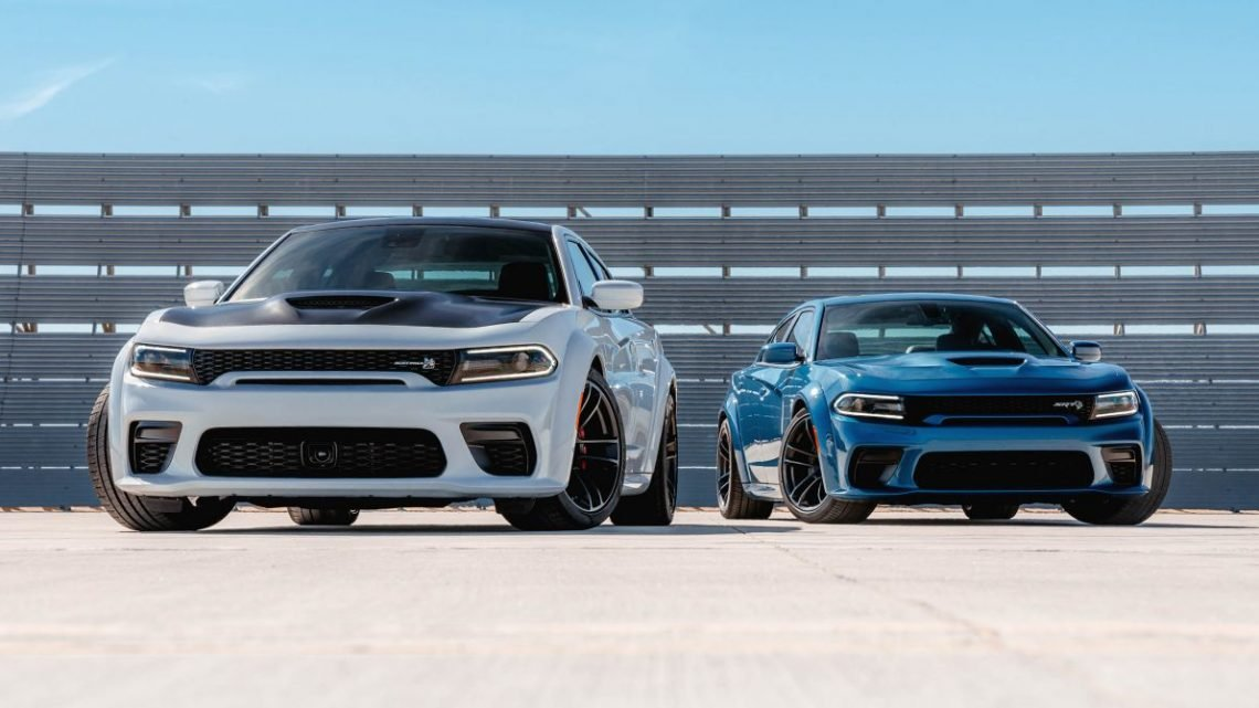 2020 Dodge Charger update includes a widebody kit