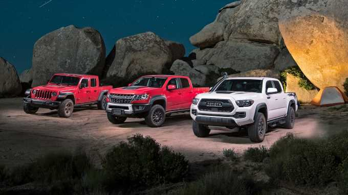 MotorTrend Off-Road Survival List: Here\u2019s What You Should Bring