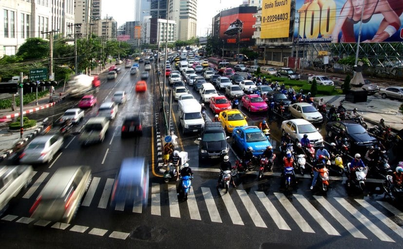Thailand's Cooling Car Sales May Shift Economy Into Lower Gear