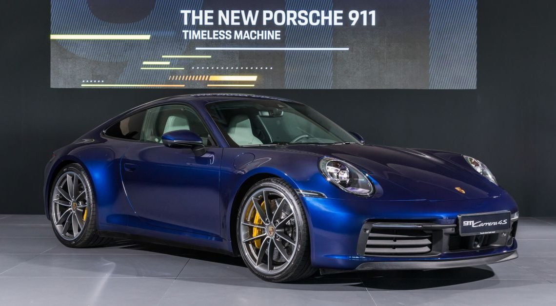 992 Porsche 911 Carrera S launched in Malaysia – from RM1.15 million