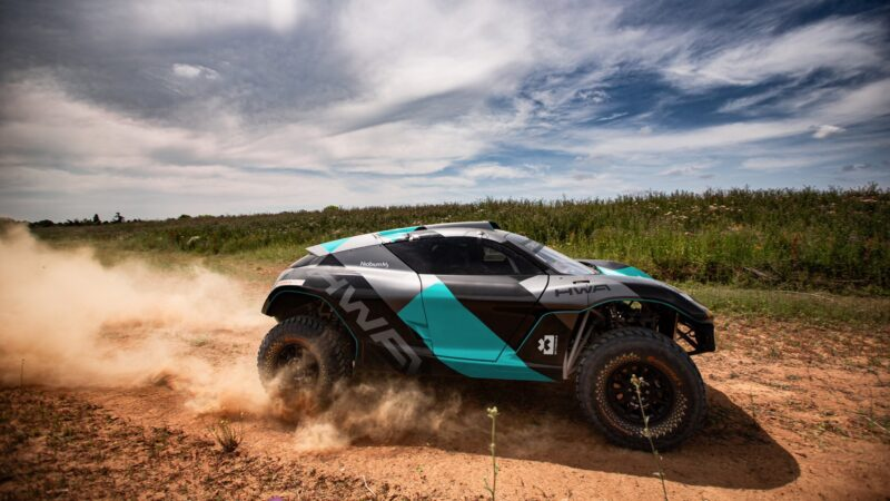 Race For The Planet With The Extreme E Off Road Challenge