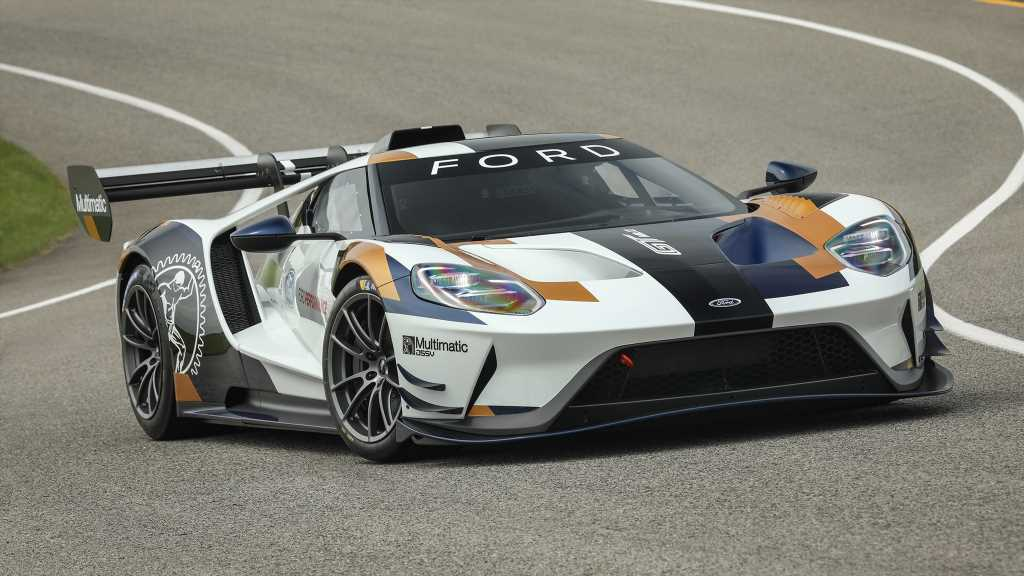 The Ford GT MkII Is Here—and It's a $1.2 Million Track Monster!