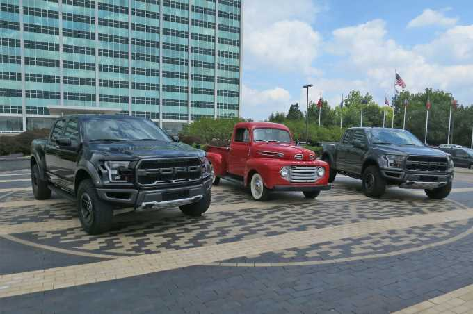 15 Fun Ford F-Series Facts
