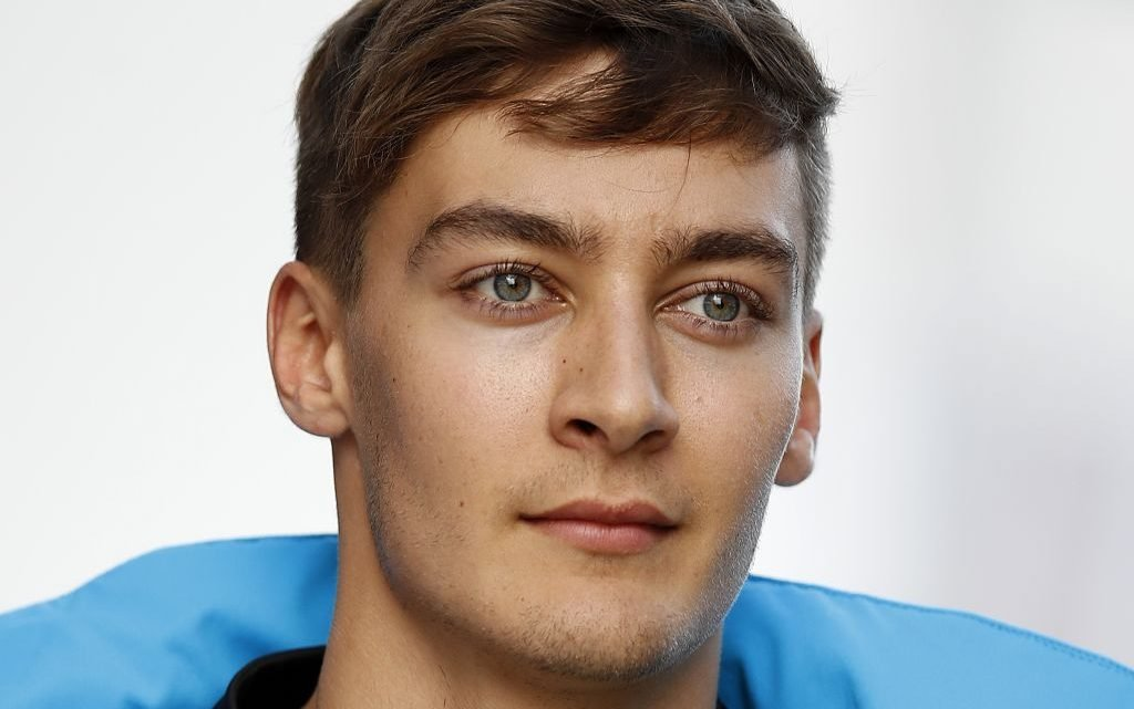 George Russell: 'It's a very special feeling here'