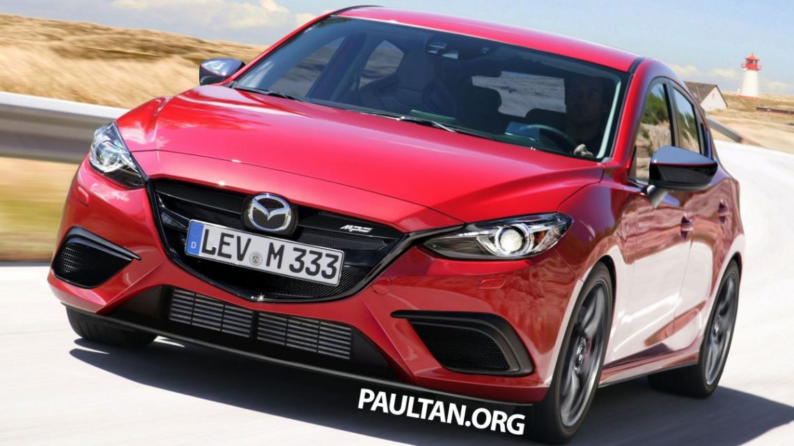 Mazda reiterates it has no plans to introduce a MPS 3