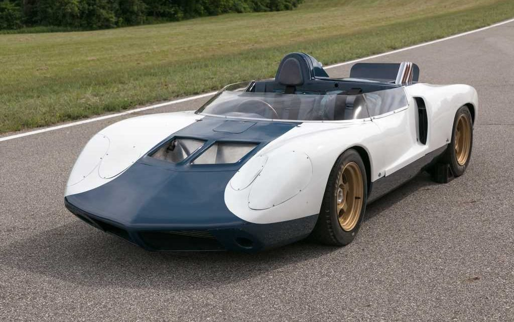 The CERV II Was Supposed to Be GM's Ford GT40 Fighter