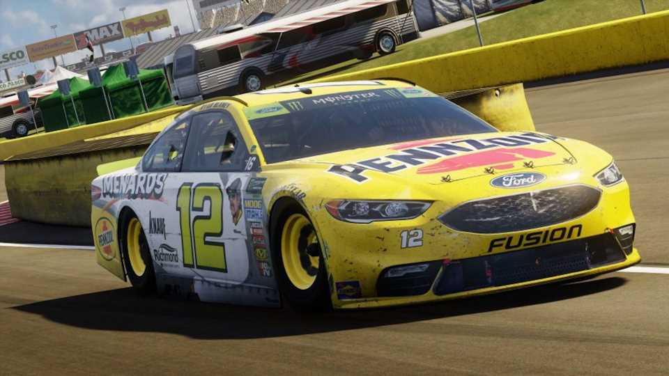 NASCAR Sim Racing League to Include Gamers in Sanctioned Competition With Cup Series Teams