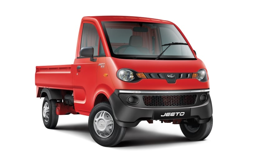 Mahindra Rolls Out 1,00,000th Jeeto Load Mini Truck In India