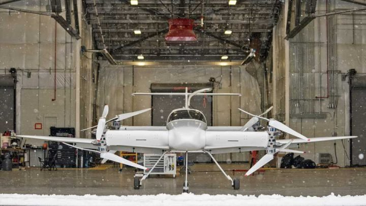 Beta Technologies, a Vermont Air Taxi Start-Up, Might Be About to Change the Aviation World