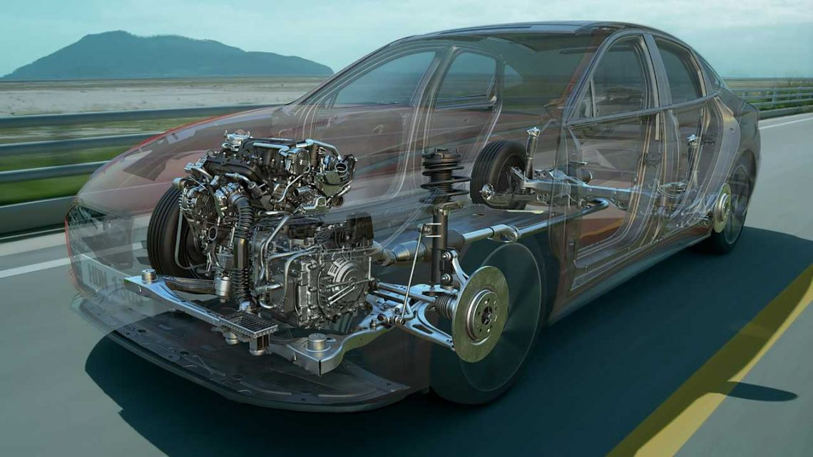 Hyundai Debuts Frugal 1.6 Turbo Engine With Industry-First Valve Tech