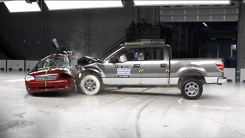 IIHS to Roll Out New Standardized Test for Automatic Braking Systems in 2019
