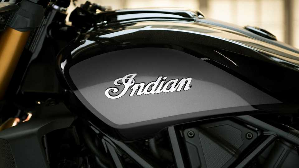 Indian Motorcycle Trademarks 'Raven' Name Hinting at All-New Model