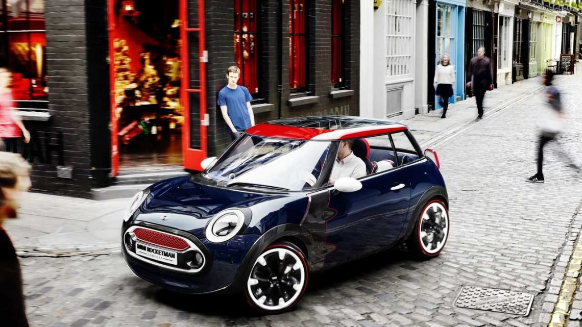 Mini Rocketman Electric Will See Production In 2022, Says Autocar
