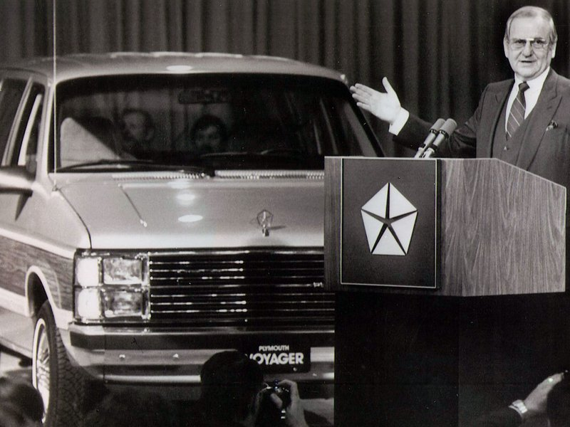 Lee Iacocca, father of the Ford Mustang and champion of the minivan, 1924-2019
