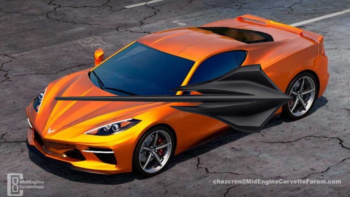 The 2020 C8 Corvette Will Debut As a Stingray