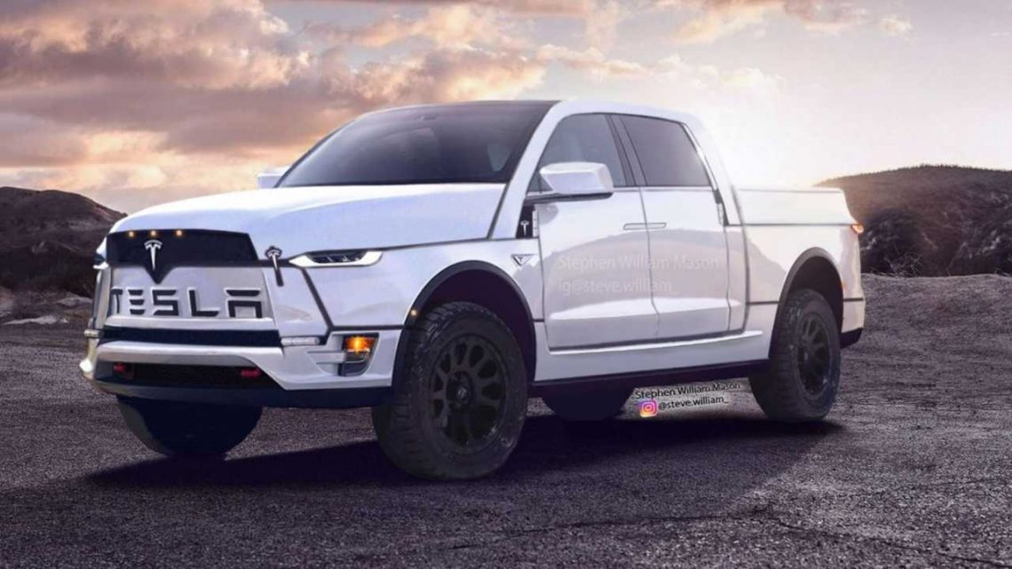 Tesla Pickup Truck Generates More Buzz Than Ford F-150