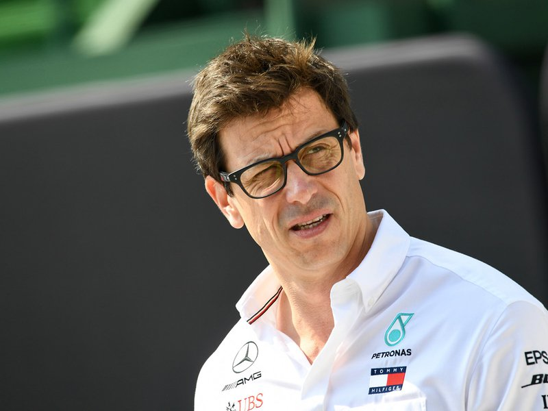 Mercedes F1 boss says they are their own worst enemy