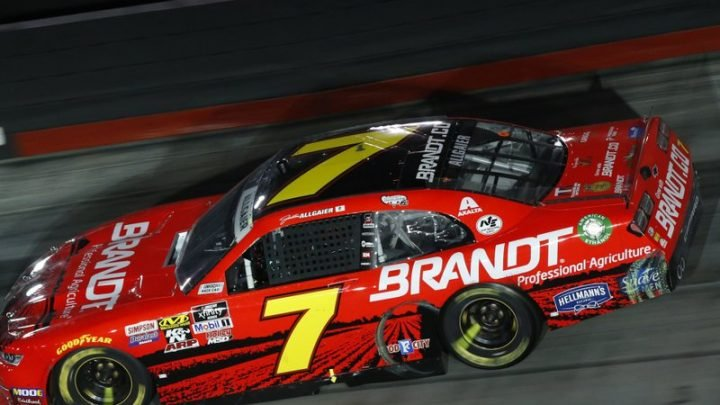 Justin Allgaier after latest Bristol NASCAR Xfinity heartbreak: 'This one is going to hurt for a while'