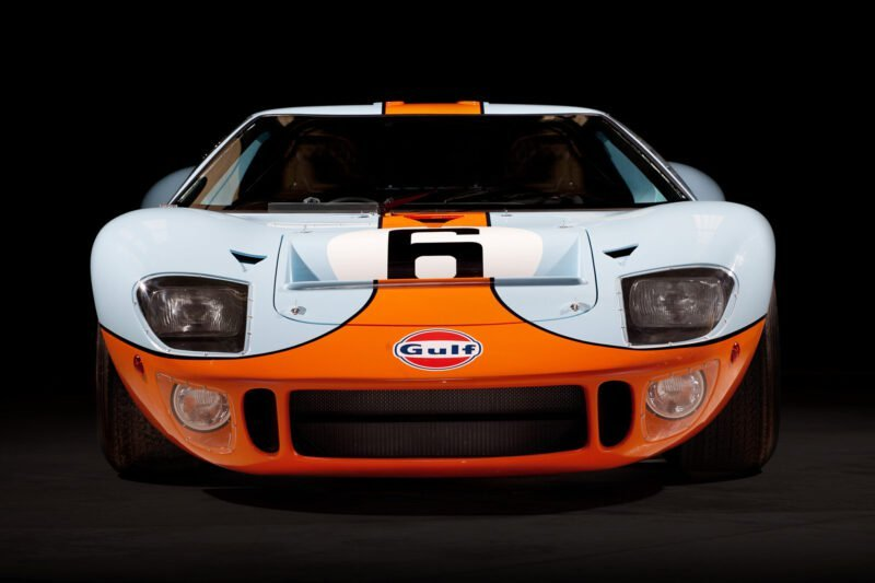 Superformance Rebuilds History With Original Specification 1969 GT40s