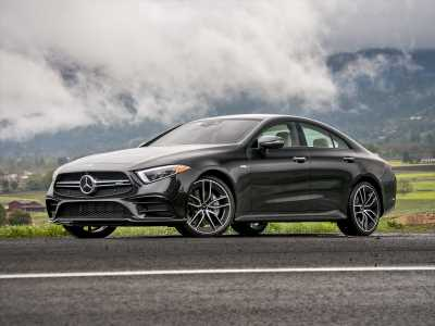 2019 Mercedes-AMG CLS53 drive review: A glimpse of AMG's next decade