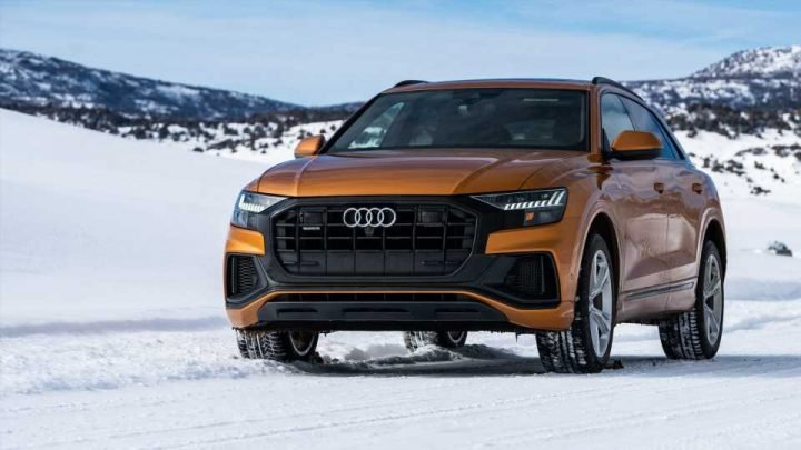 2019 Audi Q8 Review: A Two-Row SUV with the Heart of a Sporty Sedan