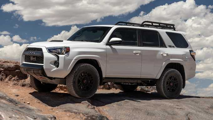 2020 Toyota 4Runner Gets a Price Hike, More Standard Features