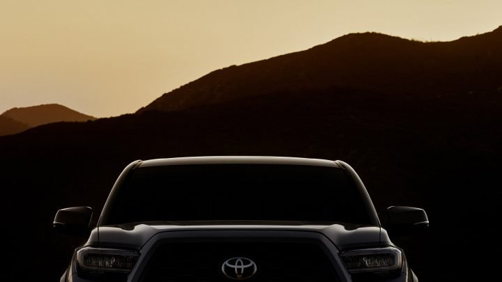 2020 Toyota Tacoma Update Teased Ahead of Chicago Auto Show Reveal