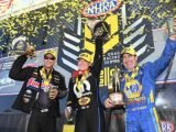 NHRA at Brainerd: Sunday results, Updated standings