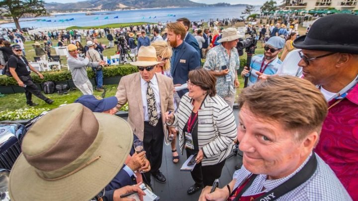 Pebble Diary: How to cover all 4 million events that make up the big Monterey Car Week