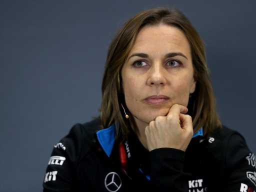 Williams wants less races, not more