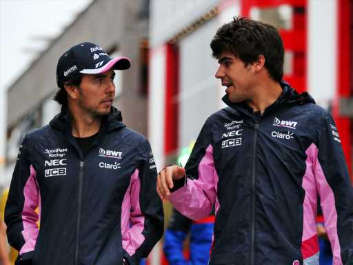 Racing Point set to retain Sergio Perez and Lance Stroll