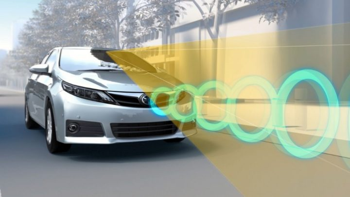 Toyota to introduce anti-acceleration safety feature
