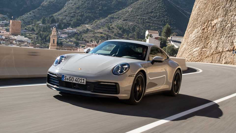 2020 Porsche 911 Carrera S First Drive: The 992 Brings More of the Same Old Excellence