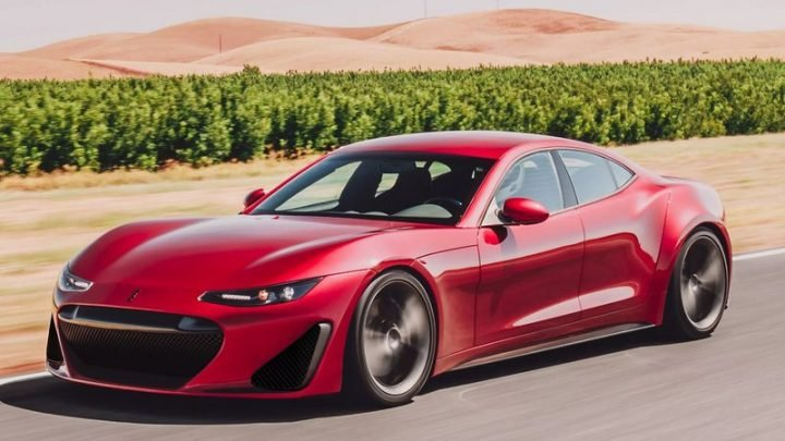 2020 Drako GTE electric sedan promises 6,491 lb-ft of torque