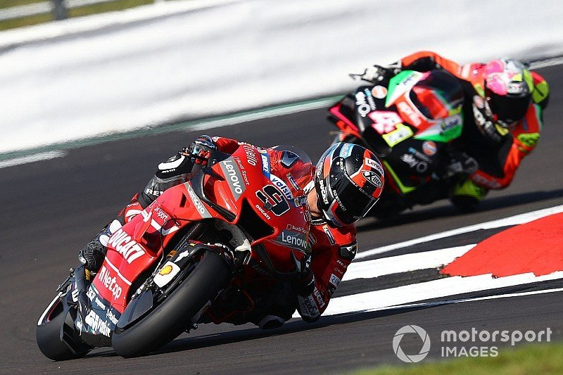 Live: Follow the Silverstone MotoGP race as it happens