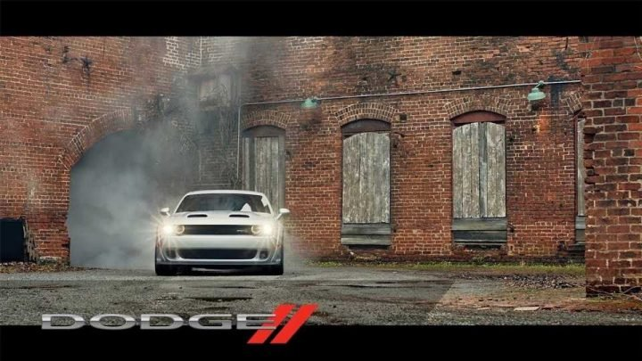 Hellcats Drifting to 'The Devil Went Down to Georgia' Create Beautiful Super Bowl Ad